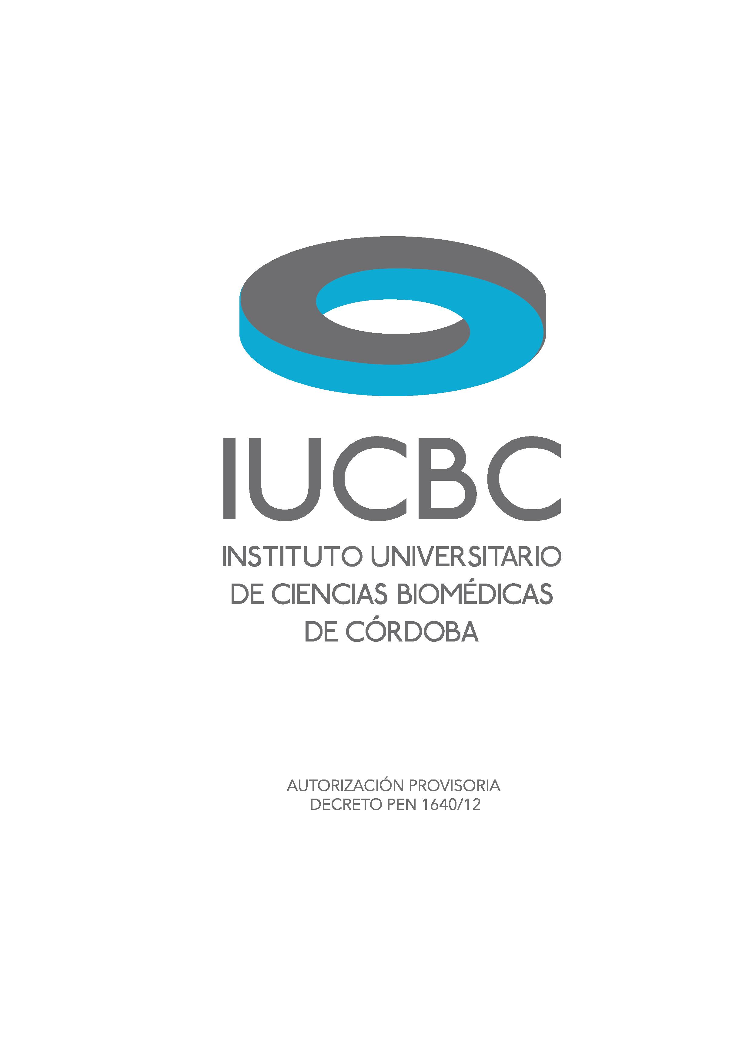 INST. UNIV. DE CIENCIAS BIOMÉDICAS DE CÓRDOBA